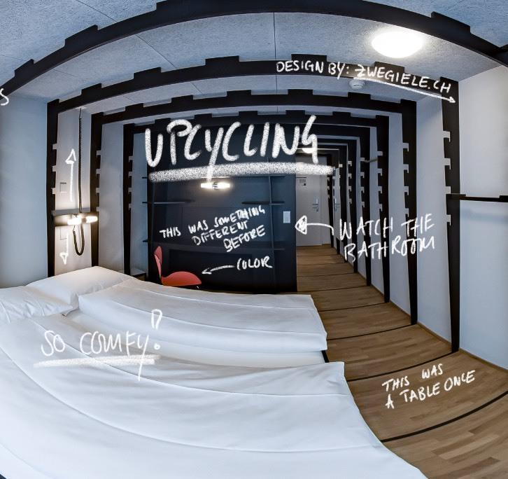 Labroom - Upcycling